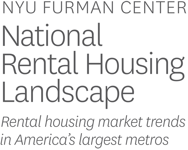 National Rental Housing Landscape