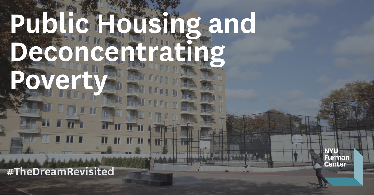public housing essay Public housing was originally designed in order to provide housing for all low-income individuals and families, but as time went on the infamous.