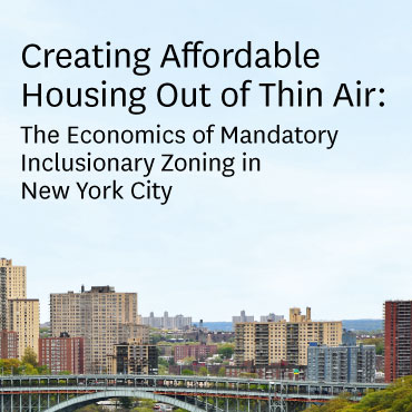 Affordable housing essay