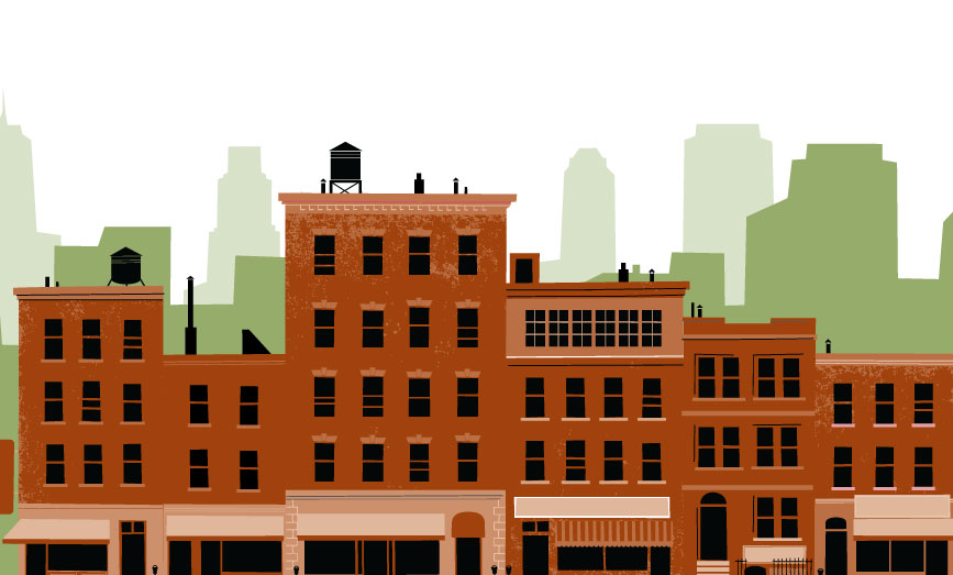 Report High Opportunity Neighborhoods In Nyc Are Losing