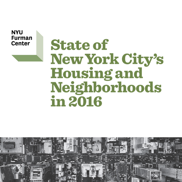 State Of New York City S Housing And Neighborhoods In 2016