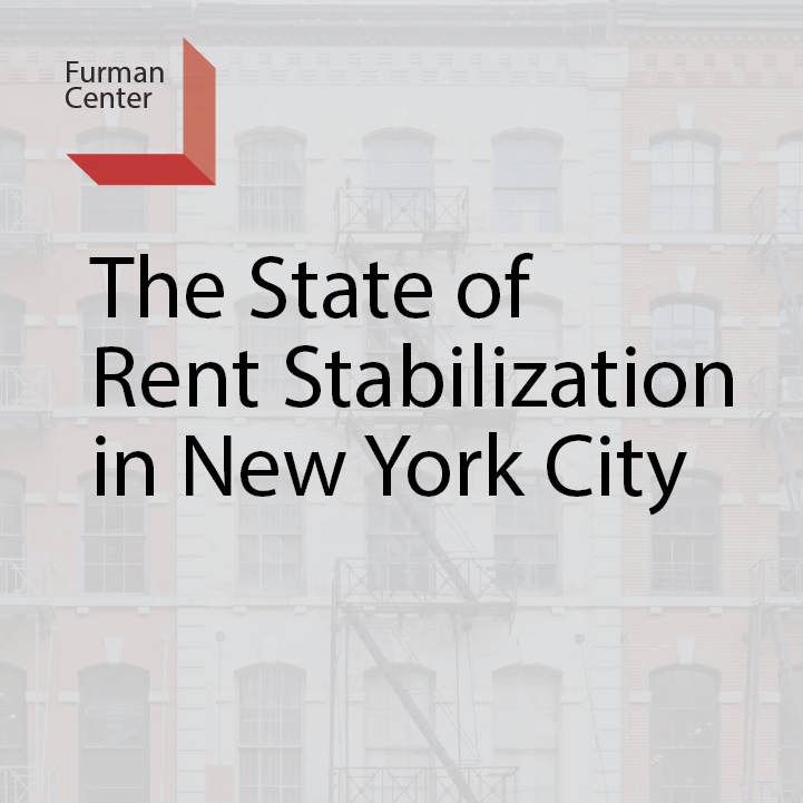 The State of Rent Stabilization in New York City