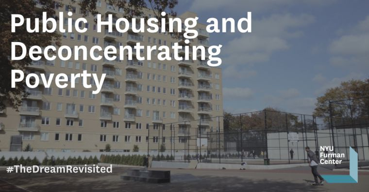 Discussion 19: Public Housing and Deconcentrating Poverty
