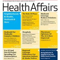 Cover Image of Health Affairs Journal September Edition