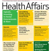 Health Affairs February 2020 Cover Image