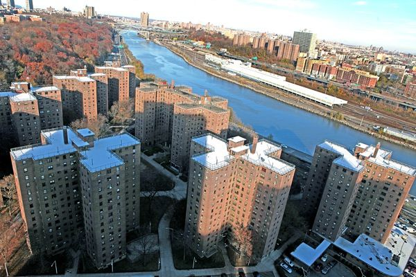 Housing Starts: Turning to the Water | Problems and Politics