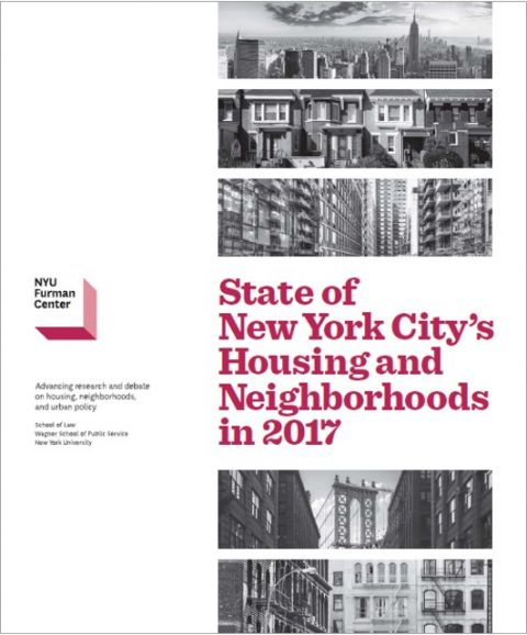 State Of New York Cityu0027s Housing U0026 Neighborhoods U2013 2017 Report