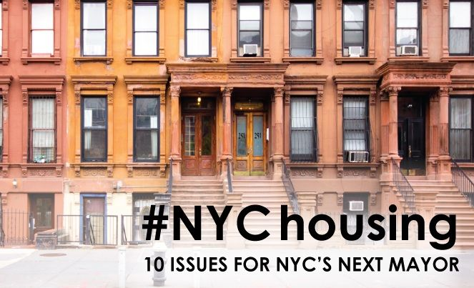The #NYChousing Series Was Created In Advance Of The 2013 New York City  Mayoral Election. The 10 Briefs Identify The Most Pressing Affordable  Housing Issues ...